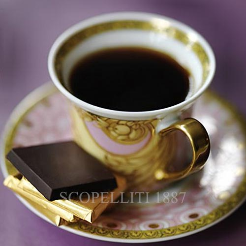 versace coffee cup les reves byzantins