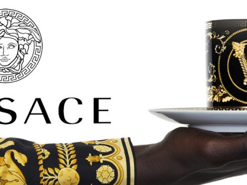 Versace Coffee Cup: Cause it Makes Your Coffee Taste Better