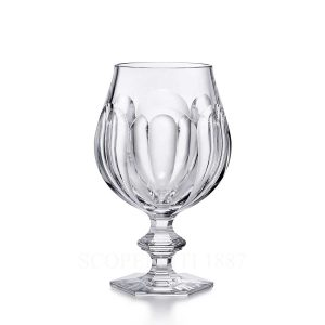 baccarat harcourt proost crystal beer glass