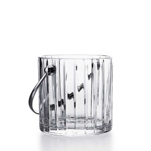 baccarat harmonie ice crystal bucket