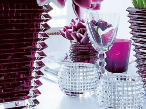 Baccarat Accessories – An Elite Decor for Your Home