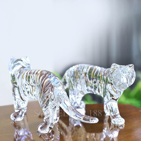 baccarat tiger clear gold