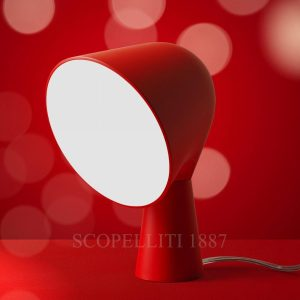 foscarini red lamp christmas