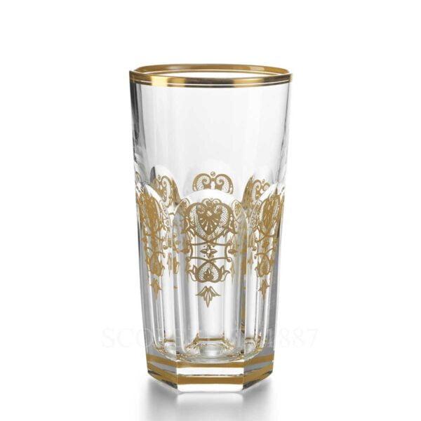 baccarat harcourt empire crystal highball