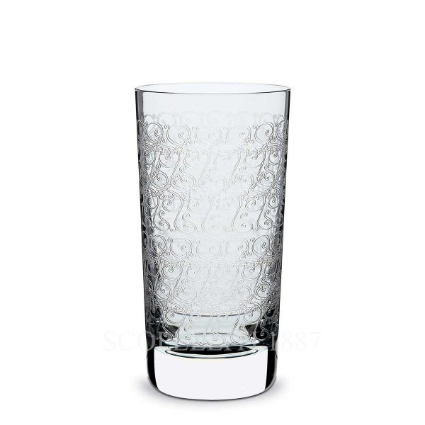 baccarat rohan crystal highball